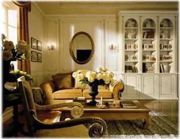Come arredare in stile classico for Arredare casa in stile classico