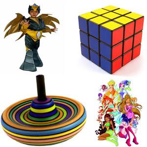 Giochi e giocattoli per bambini