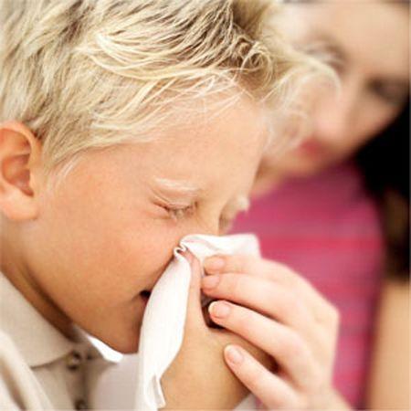 allergie nei bambini: la rinite allergica
