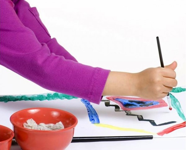 il bambino che disegna