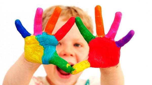 la creatività nei bambini