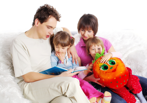 le favole fanno bene alla salute dei bambini