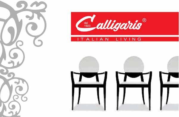 Mobili calligaris for Tavoli e sedie calligaris