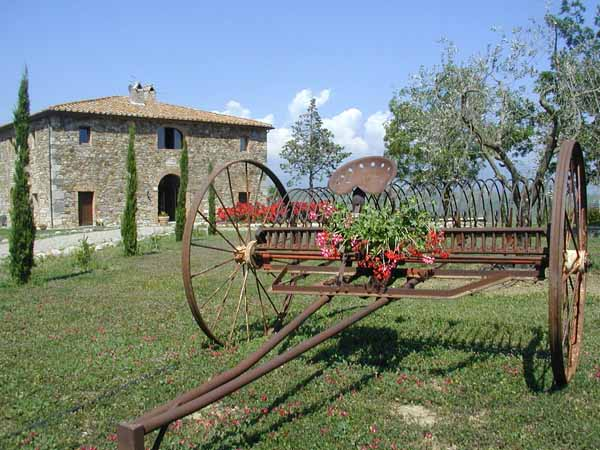 Vacanza in agriturismo