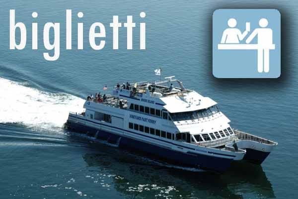 Biglietti del traghetto: scelta e acquisto