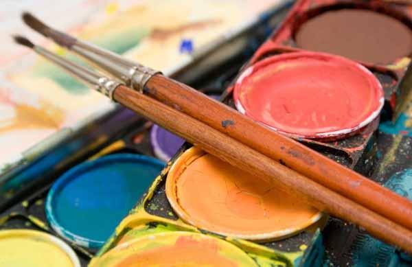 Top imparare a dipingere HZ97