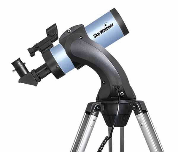montatura del telescopio