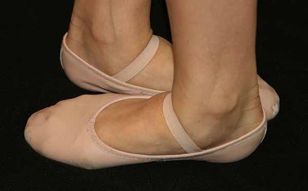 Traumi del piede: le patologie della danza