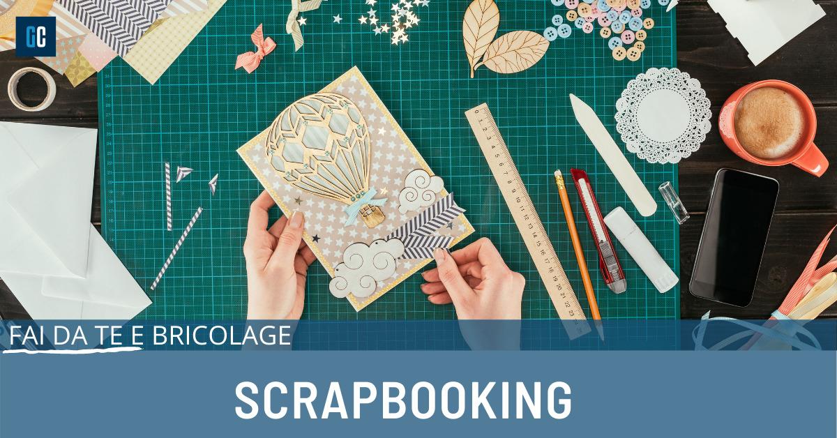Scarpbooking: guida completa