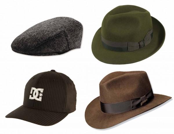 Scegliere il cappello da uomo