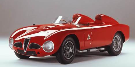 vetture storiche Alfa Romeo