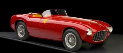 auto storiche Ferrari