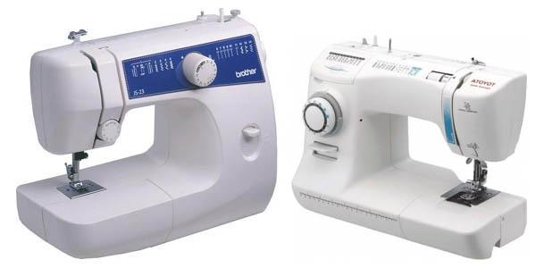 Macchina per cucire scelta e acquisto for Base per macchina da cucire