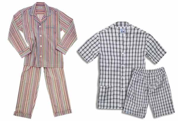 Scegliere il pigiama