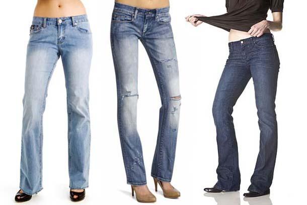 Jeans da donna: scelta e acquisto