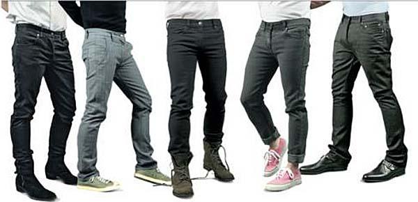Scegliere jeans da uomo