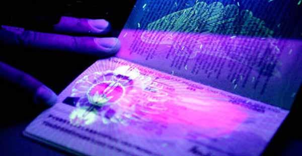 Passaporto biometrico