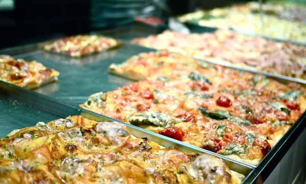 Aprire una pizzeria al taglio for Aprire le planimetrie con una vista