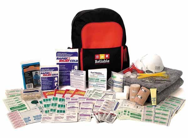 come preparare il kit del pronto soccorso