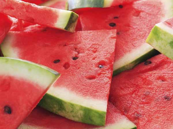 Proprietà e valori nutrizionali dell'anguria