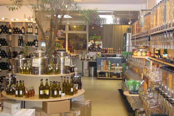 Aprire un negozio di prodotti biologici for Arredi ecologici