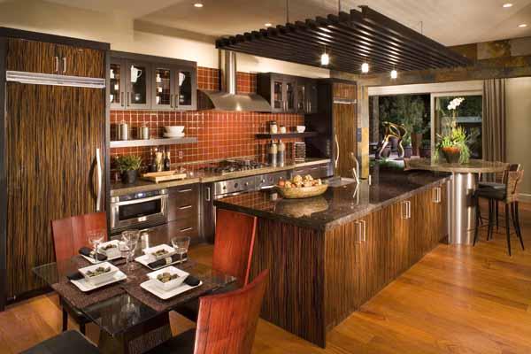 Cucina: come scegliere l'organizzazione interna