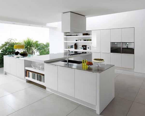 Cucine moderne: nuovi materiali di rivestimento per ante