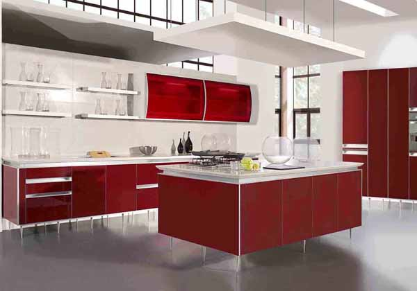 Cucina moderna: distanze da mantenere