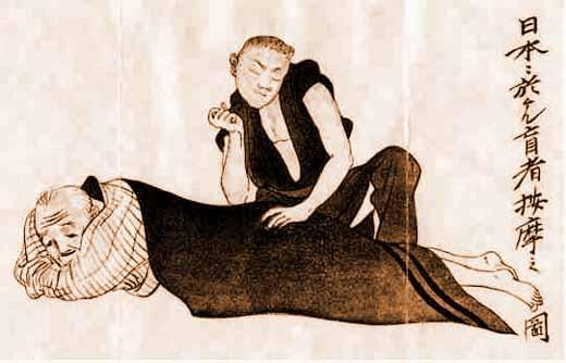 storia del massaggio cinese tuina