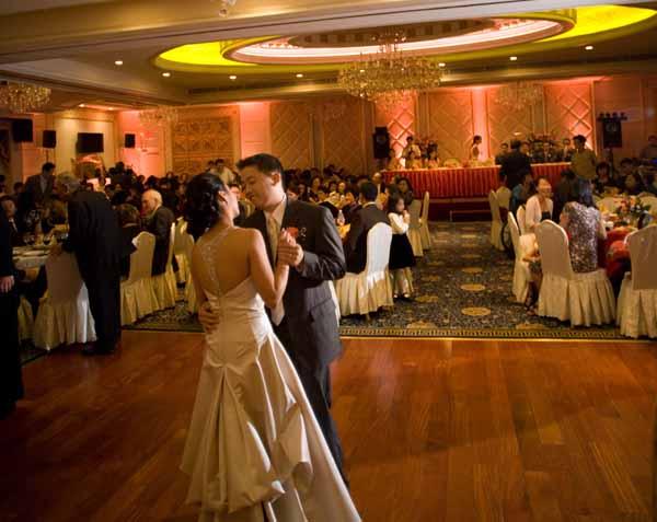 Scegliere il ristorante per il matrimonio