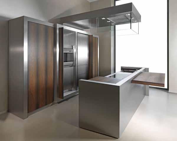 Cucine in acciaio: come sceglierle?