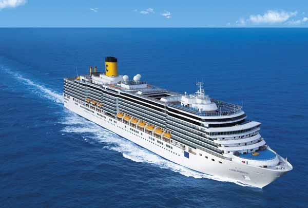 Nave da crociera e sicurezza a bordo for Cabina interna su una nave da crociera