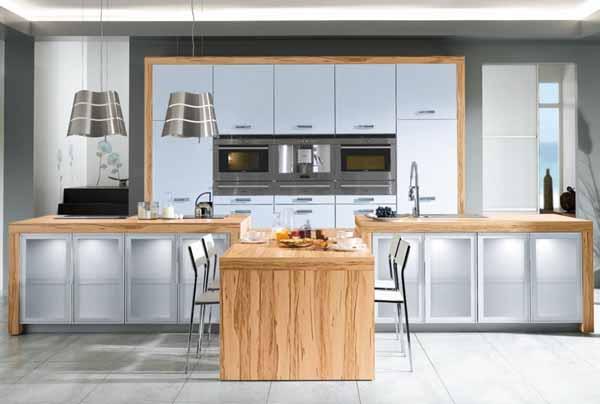 Materiali dei mobili della cucina: come scegliere