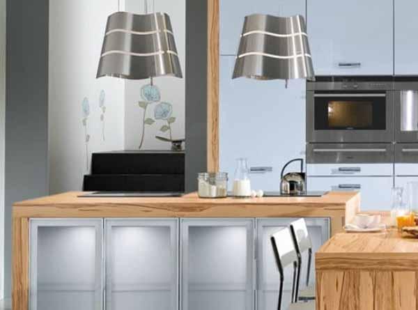 Scegliere i materiali dei piani di lavoro della cucina for Piani di cucina