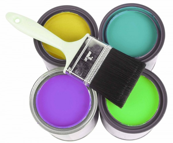 Dipingere casa: scegliere la pittura