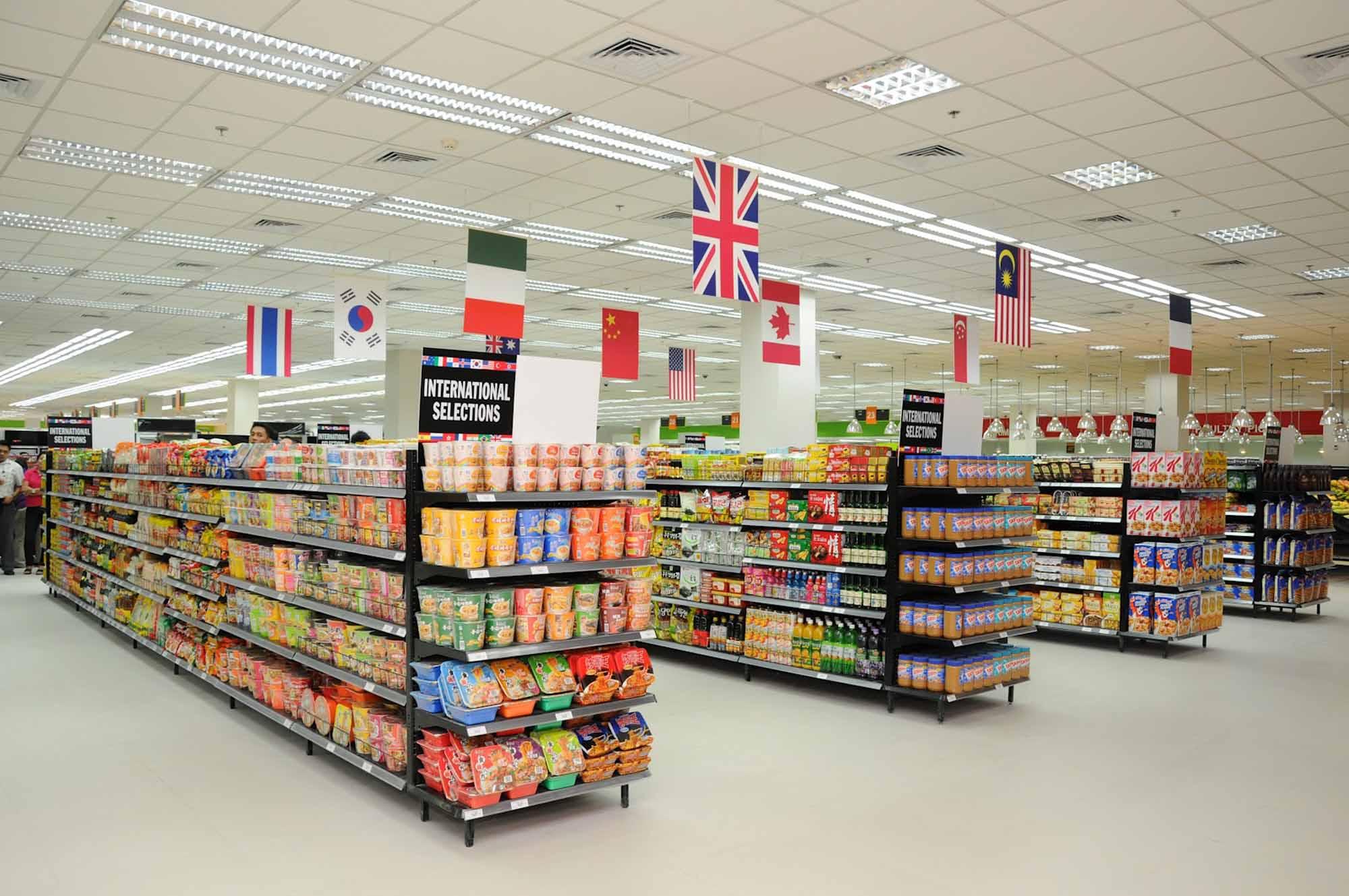 Fare la spesa al supermercato per risparmiare