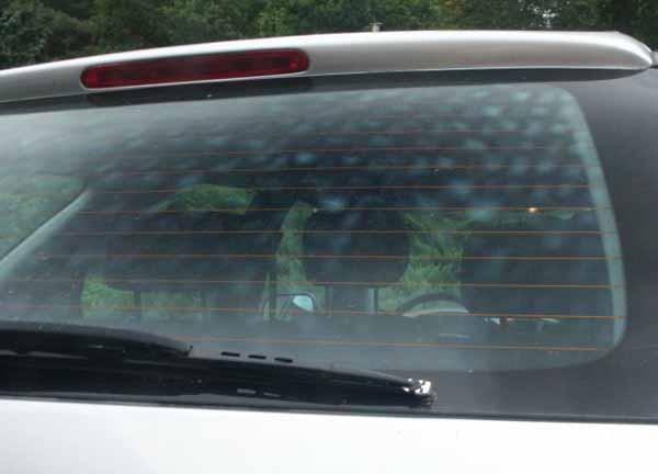 Auto usata: controlli su fari, parabrezza e lunotto