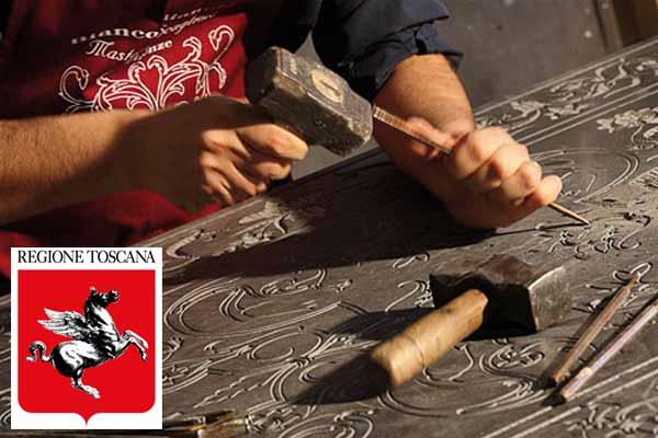 Prodotti artigianali della Toscana