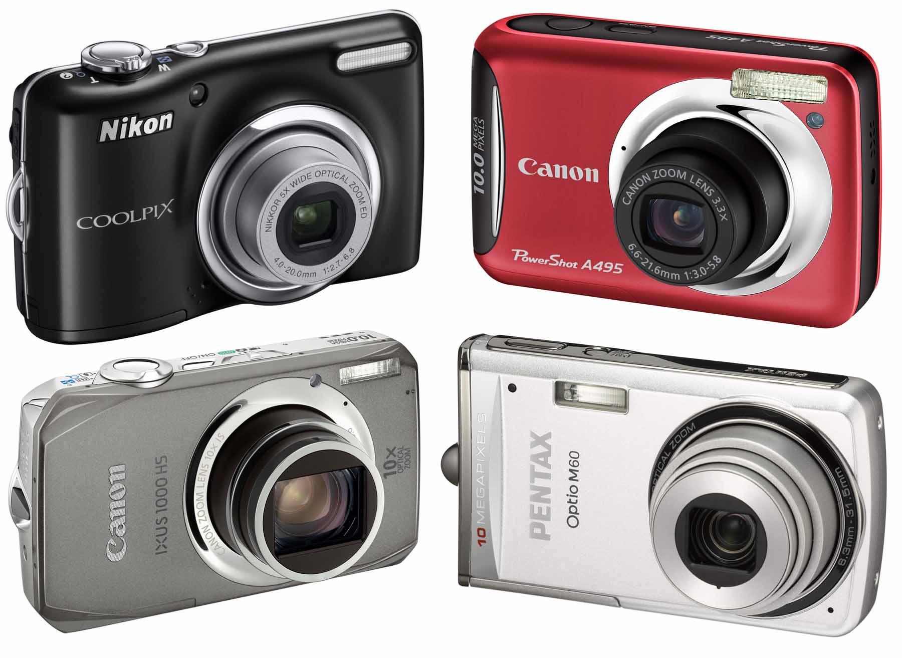 Come scegliere macchina fotografica digitale