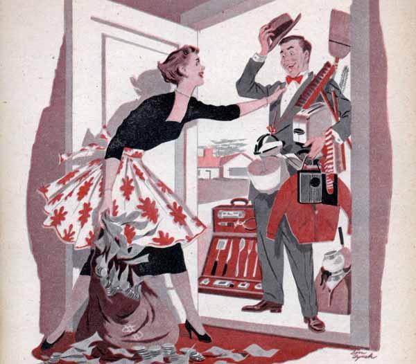 Diritti del consumatore nelle vendite porta a porta