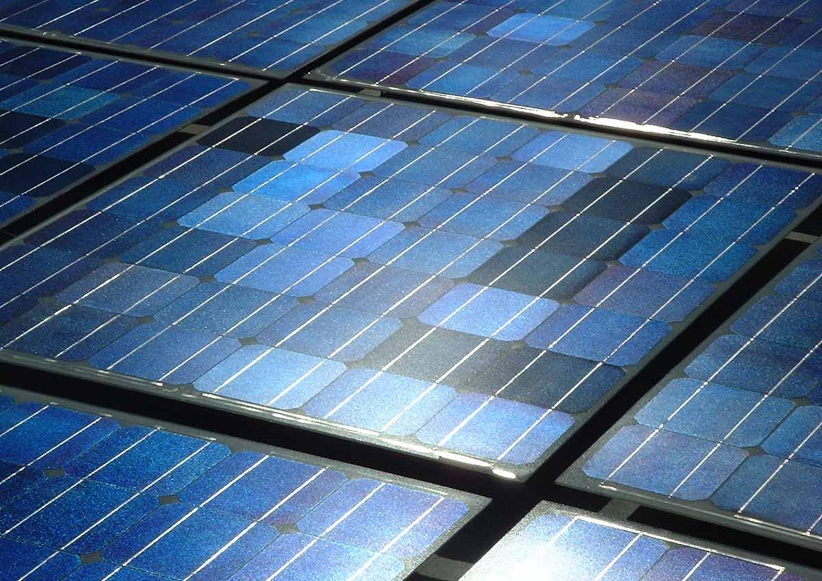 Smaltire pannelli solari