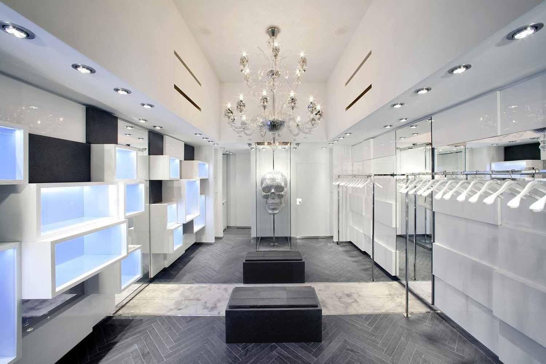 Come illuminare un negozio senza rinunciare all estetica - Leroy merlin illuminazione interno ...