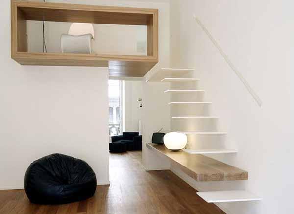 Illuminare le scale di casa