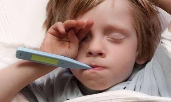 malattie nei bambini