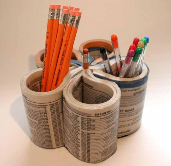 Idee di riciclo creativo