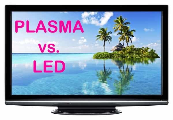 TV plasma o LED