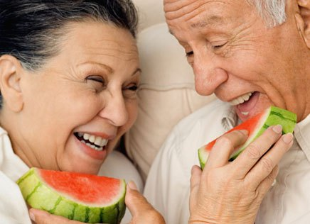 Alimentazione degli anziani