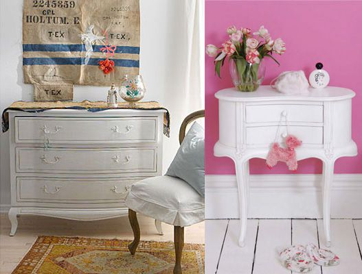Arredare in stile shabby chic for Casa stile shabby chic