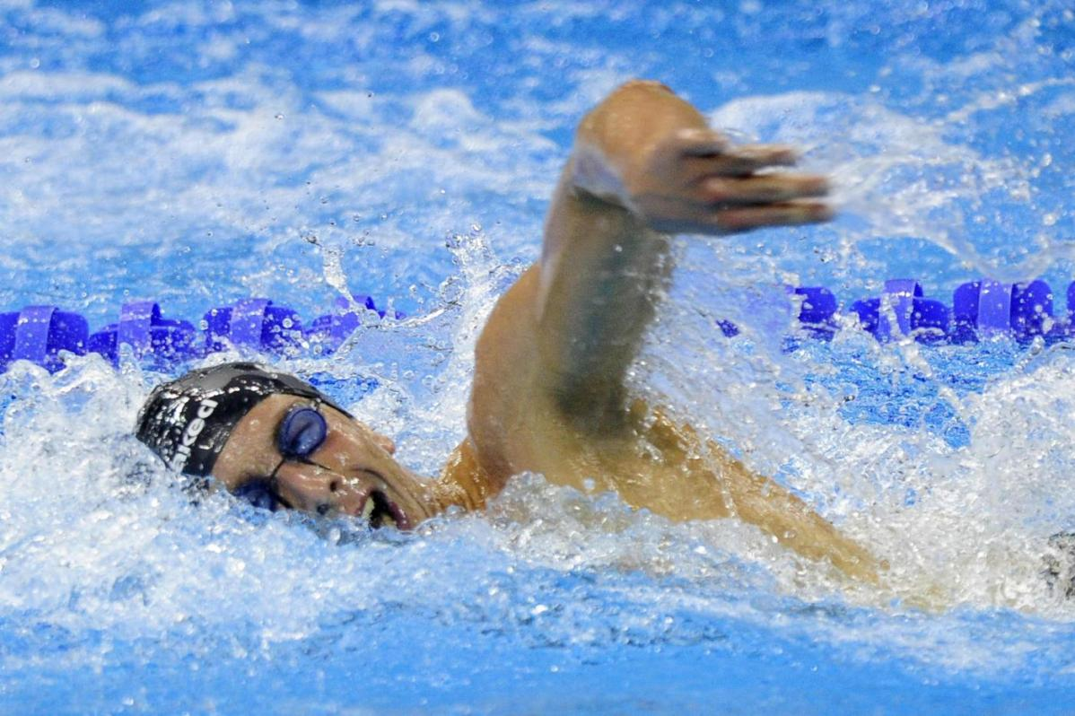 Come dimagrire nuotando