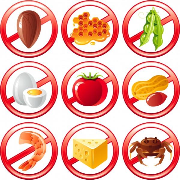 Che cos'è un'allergia alimentare?